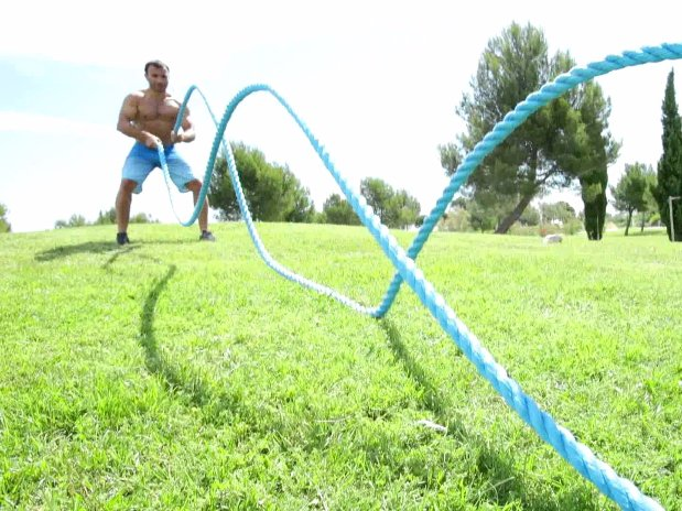 Musculation + Cross Training